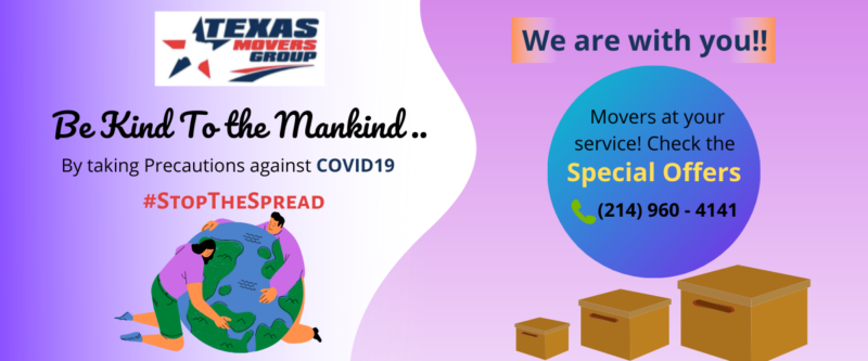 Special Moving Offers – COVID-19 Pandemic