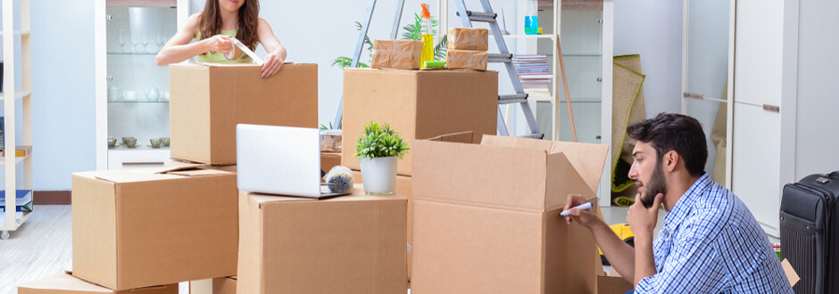 Moving Planning and Preparation