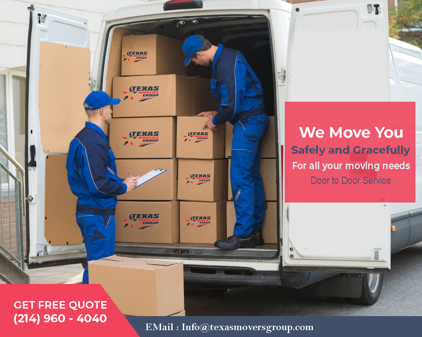 Hire Best Company for Moving from Dallas to Pittsburgh